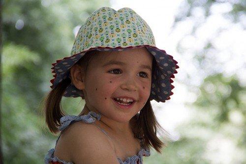 Otroški klobuk
