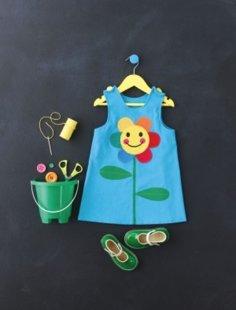 Otroška obleka - Mary