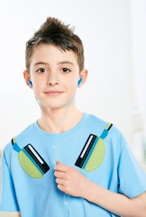 T-shirt slušalke