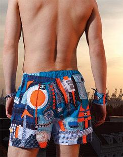 Boxer kopalne hlače