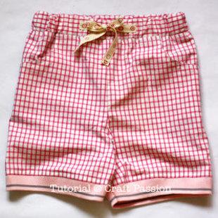 Otroške kratke hlače