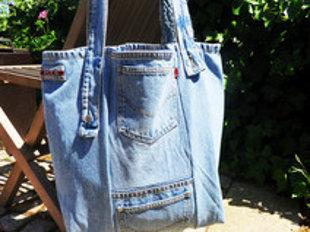 Jeans torba