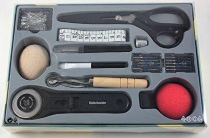 Profesionalni šivalni set – za hobi šiviljo
